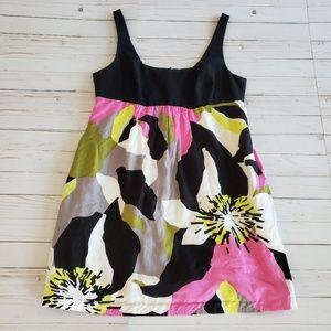 Trina Turk Silk Blend Dress Size 10 With Pockets